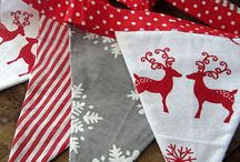 Christmas/Sweet Bunting Ideas
