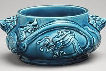 Theodore Deck ceramique / Ceramique europeenne