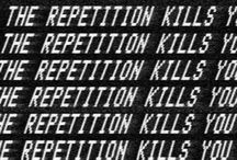 Repitition / many things