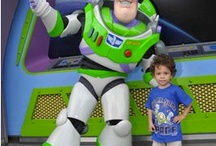Disney & Other Vacation Places
