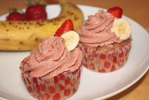 Cupcakes, cakes and muffins