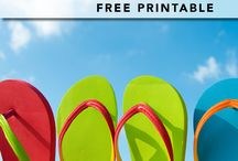 Free Printables / Free Printables to make your life easier.