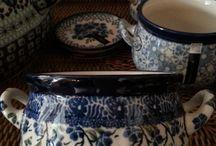 Bunzlau Castle en Chinees porselein ,Ginger Jars, Moorkroft pottery, Vintage, Talavera Mexico,Delft Blauw. Martin Brothers Victorian.