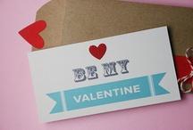 valentines / by Carrie Gillespie Larsen