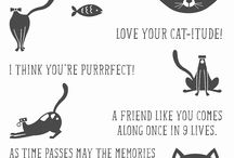 STAMPIN UP You Little Furball