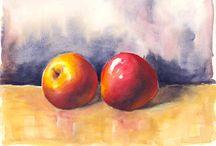 vízfestés - akvarell