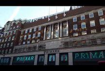 London: Oxford Street and Regent Street. Strada Oxford și Regent din Londra. Улица Охford в Лондоне. / Our winter holiday in London, UK. Vacanța de iarnă la Londra, Marea Britanie. Отдых в Лондоне, Соединённое  Королевство Великобритании.