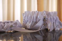 Traditional  wedding garters / Beautiful Hand made wedding garters that are unique and stylish♥♥