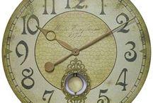 clocks!  / by Camie Rose