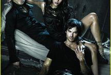 Diários de um Vampiro / Vampiros,Lobisomem,Seres Místicos,Etc.