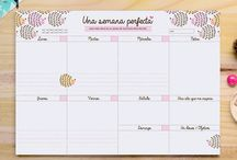semana organizada