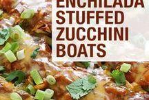 Enchilada stuffed