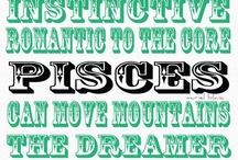 Pisces   / by Regina McGuinn