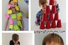 Fun Games For Kids Indoors Diy