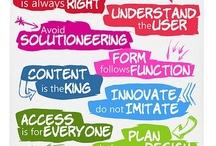 The user / Bord over gebruikerservaring