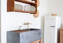 Fregaderos y lavabos