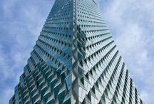 Architectuur / Inspiratie halen wij overal vandaan. Zo ook uit architectuur!