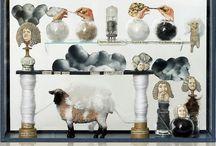 Museum - Wunderkammer / Museums, exhibitions, wunderkammer