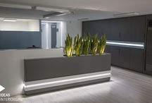 Sala de espera consultorio