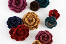 Crochet Flower Patterns / Flower Power!