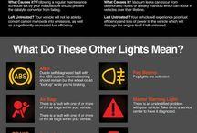 dash lights