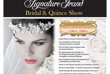 161018 Signature Grand Mansions Quince and Bridal Show / 161018 Signature Grand Mansions Quince and Bridal Show  The Signature Grand Mansions presents! Live Quince Themed & Wedding Choreography by Angel's Choreography