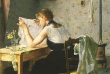 Suomalaiset taidemaalarit
