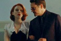 Tony & Natasha