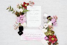 San Francisco Lilac Burgundy Wedding