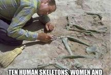 EVOLUTION AND ARCHAEOLOGY