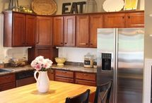 Kitchen decor  / by April Kinzer