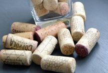 Uses for bottle corks