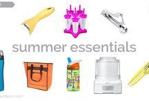 kitchen essentials // by Fried Dandelions
