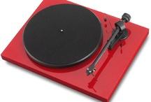 Audio, Vinyls, Turntables
