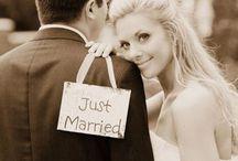 Bryllups bilder  / Insperasjon