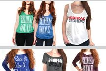 just a Redhead thing.....