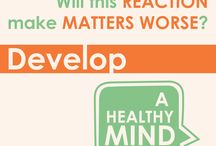 Develop a Healthy Mind / Resources and research findings about brain function, common psychological conditions, habits, and how to develop a healthy mind.  / by More Than Sound
