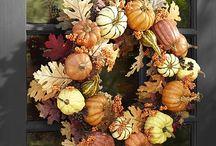 Fall Decorations etc