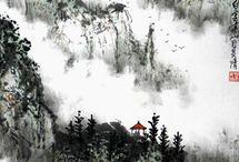 Peintures extrême-orient