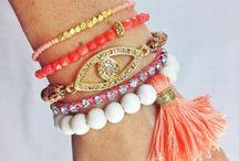 bracelets love !!