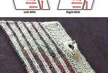 варежки перчатки