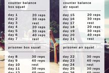 Fitness / I Need More Exercise