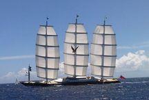 Super Yachts & Mega Yachts