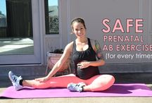 Pregnancy Exercises / Exercises to keep you strong while pregnant // Working out, eating healthy, better living while being a mom. Especially during and after pregnancy // pre pregnancy exercises // post pregnancy exercises // pregnancy tips // stay fabulous // fitness exercises //