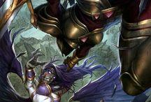 League of legend (lol) colección de imagenes