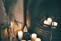 Fireplace Decor| Insipration