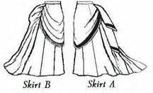 Antique dress repro