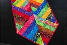 Quilting table runners