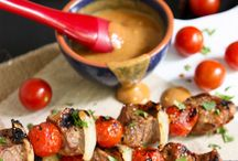 Recipes: On the grill