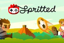 Welcome to Spritted! / Check out images and screenshots from all our games!